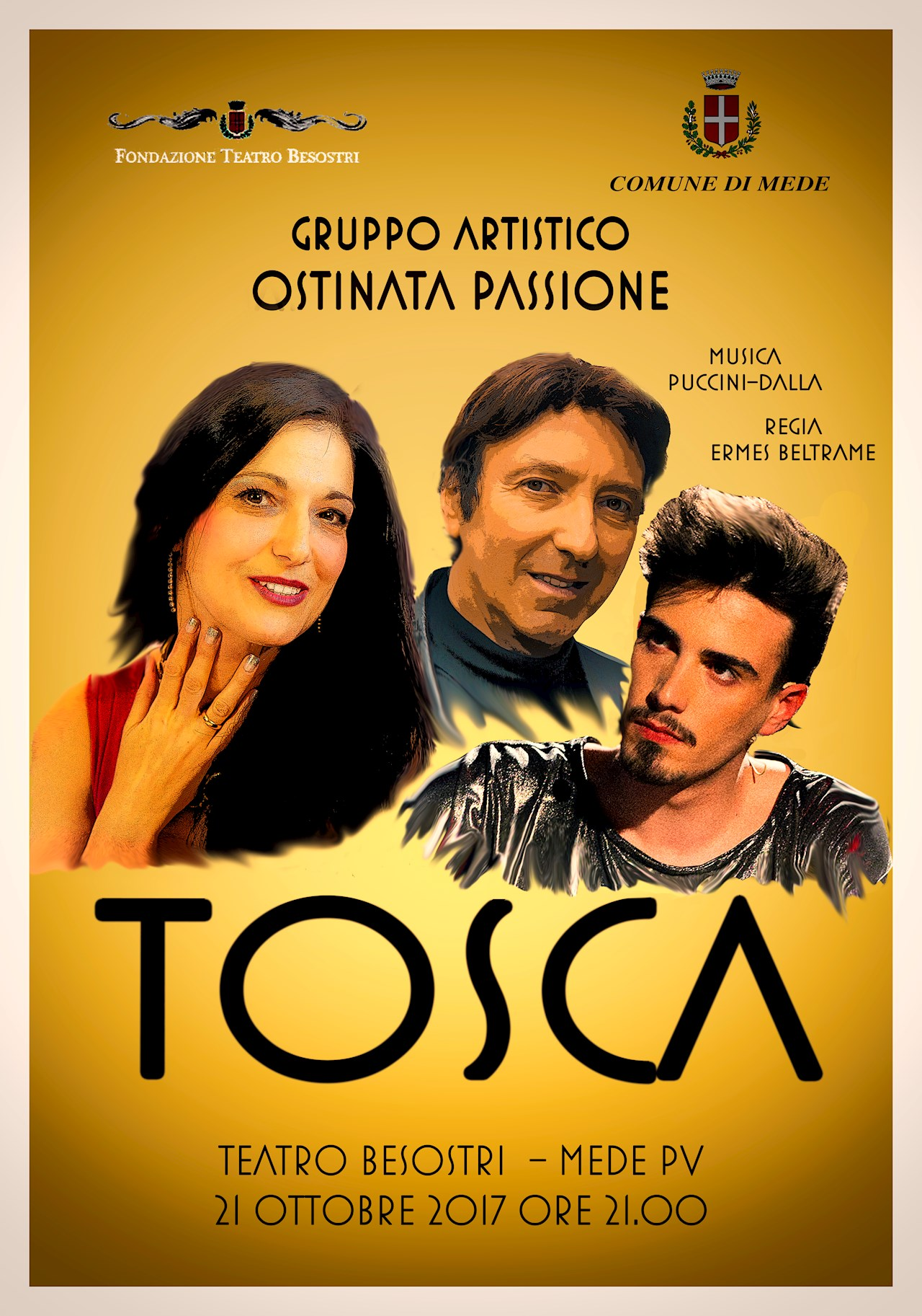 TOSCA - MUSICAL